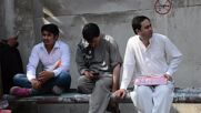 Afghanistan: Dozens of Afghans queue outside Iranian embassy seeking visas