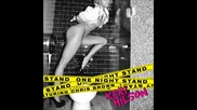 Keri Hilson - One Night Stand ( Audio ) ft. Chris Brown