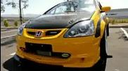 Eibach Honda
