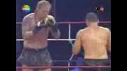 Gorkan Ozkan vs David (german) A1 Kickbox