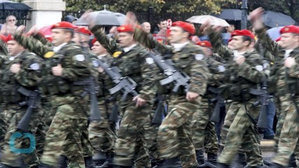 Thousands Turn Out for Greek Independence Day Military Parade After Years of Tight Security