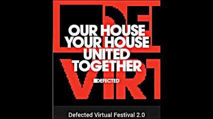 Mel Vinyl Living Room Session Live Set Defected Virtual Festival 2020 vol2