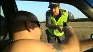 Полицаят и мутрата