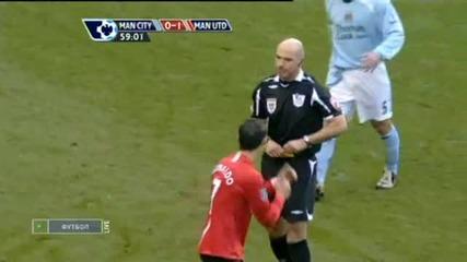 Cristiano Ronaldo Vs Manchester City Away
