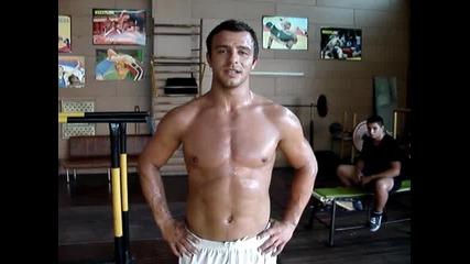 5-те Основни упражнения за добро здраве и изключителна физика представени от Георги Средков