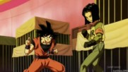 Dragon Ball Super 87 - Hunt The Poaching Ring! Goku and Android 17's Joint Struggle!