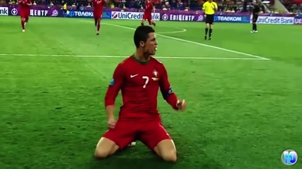 Топ 10 на Кристиано Роналдо гола в Португалия