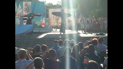 grupa Egipet tanc vtori 4ast 2 Свети Дух 2015 Монтана