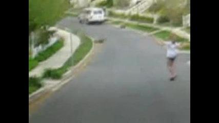 Скейборда Не Е За Жени