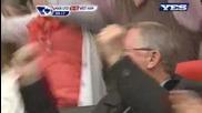 28.08.10 Манчестър Юнайтед - Уест Хaм 3:0 Димитър Бербатов супергол!