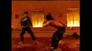 Muay Thai Vs Capoeira