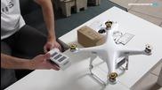Разопаковане дрон и първи впечатления на Phantom 2 - видео на photocamera.bg