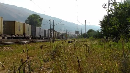 Дтв 30606 транзит през Гара Антон