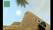 Counter Strike Source Бъг на de_dust2_unlimited