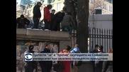 Продължава окупацията на Софийския университет