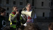France: Activists protest tax evasion as ex-minister Cahuzac's fraud trial kicks off