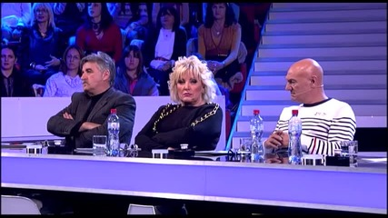 Sandra Capric - U nedelju - Poziv - (Live) - ZG 2013 14 - 08.03.2014. EM 22.