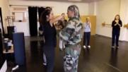 Удар с лакът - курс самозащита 5 - майор Франц - Проект Самозащита - апр.2017