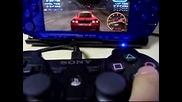 Управляване На PSP С PS3