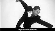 Предизборният На Президента Обама! (пародия)