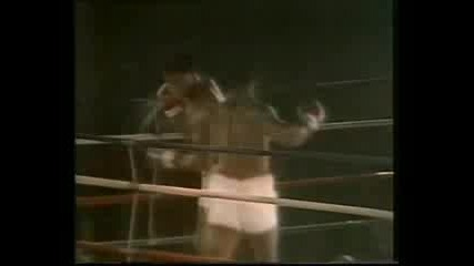 Mike Tyson vs. Conroy Nelson 1985.11.22