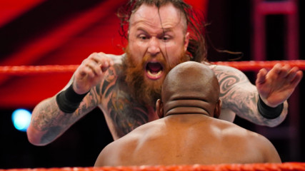 Aleister Black vs. Apollo Crews: Raw, April 6, 2020