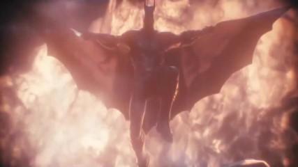Batman Arkham Knight Tribute [ Breaking Benjamin - Unknown Soldier ]