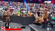 Top 10 Mejores Momentos de Raw En Español: WWE Top 10, Sep 21, 2020