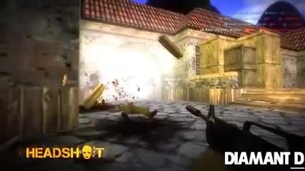 Counter-strike - H E D S H O T - D I A M A N T _ D