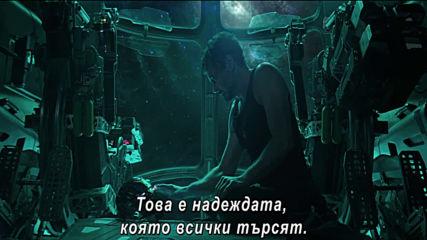 """Отмъстителите: Краят - видео зад кадър """"Загубихме"""""""