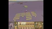 Rome Total War Bi Online Battle #001 Saxons vs Vandals