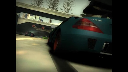 Need For Speed Most Wanted - Състезание 2