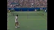 John Mcenroe vs Ivan Lendl Us Open 1985 Final