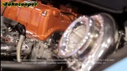 1004 коня Honda Civic Si Coupe - Sema Show 2011