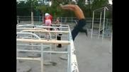 Ti izbirash - Harkoman ili sportist - Nachalo