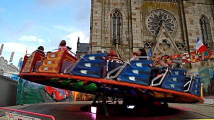 ПАНАЙР НА La Strada (Hully Gully) - Fête Foraine Saint Hilai