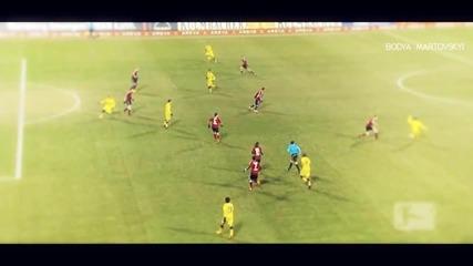 Moritz Leitner - Perfect 7 - All Goals & Skills - 2011 - 2012