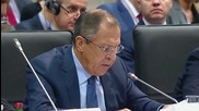 Serbia: Lavrov addresses OSCE Ministerial Council in Belgrade