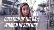What the world thinks about women and girls in science