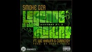 *2013* Smoke Dza ft. Wiz Khalifa & Currensy - Legends in the making ( Ashtrays part 2 )