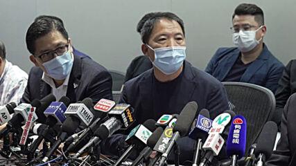 Hong Kong: Pan-democracy legislators to remain in Legislative Council as opinion polls divided