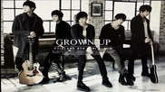 1201 Ft Island - Grown Up[5 Mini Album]full