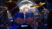Nicko Mcbrain of Iron Maiden Live At Guitar Center s Drum - Off