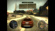 Need For Speed Most Wanted!