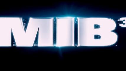Men In Black 3 (official Trailer 5.25.12) премиера!