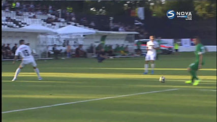 Ботев Враца се върна в мача на стадион