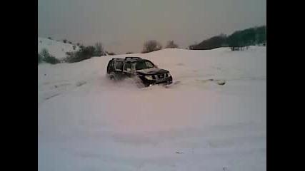 Nissan Pathfinder Test 2