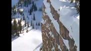 Световен Рекорд По Скок Сьс Ски От Планина