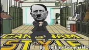 Hitler-gangnam Style (