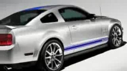 Ford Mostang Gt 500